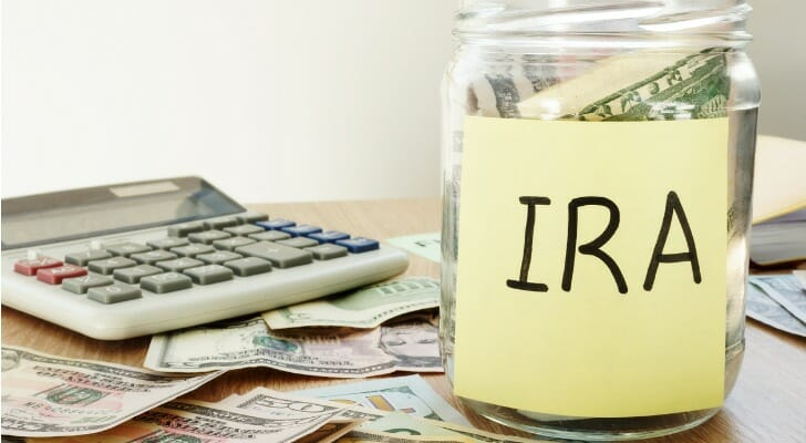IRA Savings Accounts
