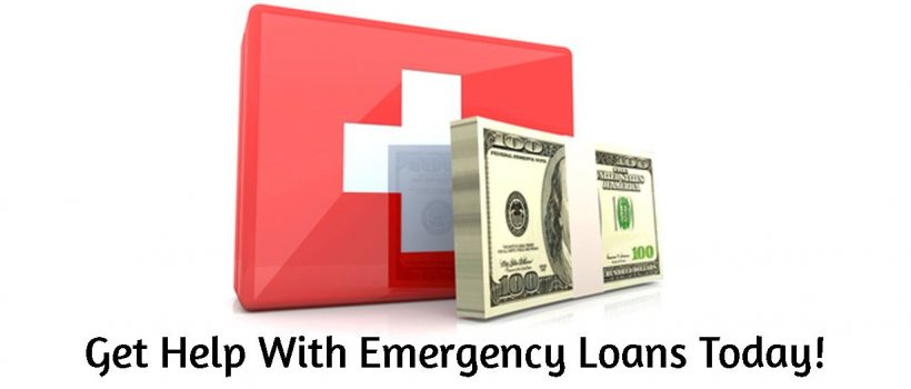 Get Help With Emergency Loans Today